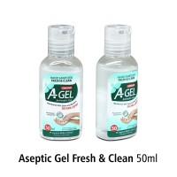 Aseptic Gel Fresh & Clean 50ml OneMed