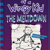 Jeff Kinney - Diary of a Wimpy Kid - The Meltdown (Hardcover)