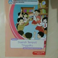 Buku Guru Tematik Kelas 4 SD kurikulum 2013 revisi 2016