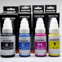 1 Set Tinta Printer Canon Pixma G Series dari AMAZINK