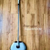 Super BROOM X-TRA Bolde Original Bolde Sapu Ajaib Sapu Broom - COKLAT