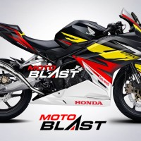 Decal Stiker Honda CBR250RR livery ENERGY RACING FULLBODY