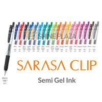 Ballpoint Gel Sarasa 0.5mm - Zebra