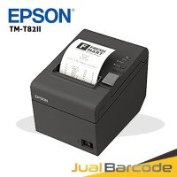 PRINTER POS KASIR THERMAL EPSON TMT82 | TMT 82 | TM-T82 LAN ETHERNET