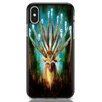 Princess Mononoke Deer A1387 iPhone XS Max Custom Case