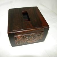jual tissue batik terbaru dengan corak batik dari kayu di jawa tengah