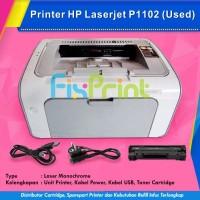 Printer Bekas HP Laserjet P1102