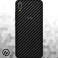 [EXACOAT] Vivo V11 | V11 Pro 3M Skin / Garskin - Carbon Fiber Black