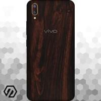 [EXACOAT] Vivo V11 | V11 Pro 3M Skin / Garskin - Wood Mahogany