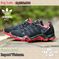 Sepatu Tracking Hiking Gunung Adidas AX2 Men Tracking Import