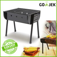 Panggangan Portable Multi Square Grill 30 cm Alat Bakar BBQ Pemanggang