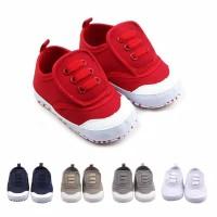 Sepatu Bayi Import Prewalker Shoes Anak Bayi Kanvas