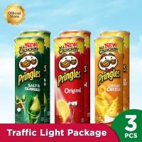 Pringles Traffic Light Package