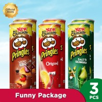Pringles Funny Package