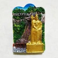 Magnet Kulkas Malaysia Batu Cave B