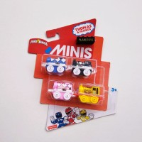 Thomas & Friends Minis DC Super Friends Engines 4 Pack Fisher-Price DC