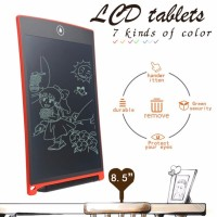 "LCD Writing tablet 8.5"" / Papan Tulis Anak dan Dewasa"