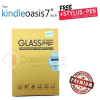 "Amazon Kindle Oasis 2 7"" - Premium Sapphire Tempered Glass"