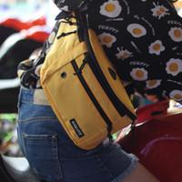 Tas Selempang Pria Zest Yellow / Sling Bag / Waist Bag