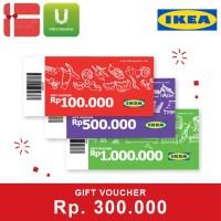 Voucher IKEA Rp. 300,000