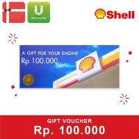 Voucher Shell Rp 100.000