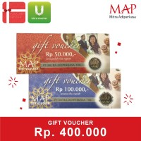 Voucher MAP Rp 400.000
