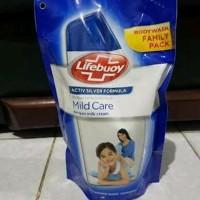 terbaru Lifebouy Mild Care Body Wash 450ml - Bundling 5pcs terlaris