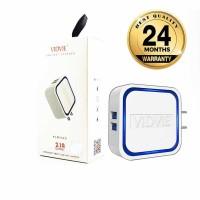 PROMO Vidvie 2 USB Port Charger PLM302 S