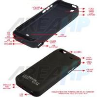 TURUN HARGA Power Case 4200mAh For iPhone 5 5C 5S