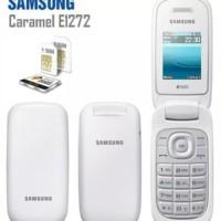 Handphone Samsung Flip 1272 Samsung Caramel GT-E1272 Dua Sim Grade A -