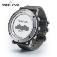 Best JAM TANGAN OUTDOOR NORTH EDGE RANGE 2 JAM TANGAN SPORTY PRIA