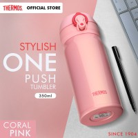 Thermos Tumbler One Push Ultra Light - CP Pink 350ml (JNL 352 - CP)