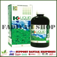 Klorofil K link Liquid Chlorophyll