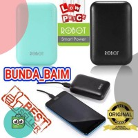 POWERBANK ROBOT RT7200 6600mAh / POWER BANK RT 7200 6600 mAh / VIVAN