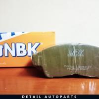 JNBK Brakepad/Kampas Rem Depan Toyota Corolla 92-01/Toyota Crown 95-01