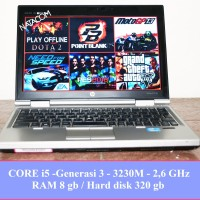 Komputer Laptop / Notebook HP - Compaq Murah 01
