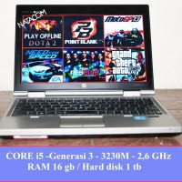 Komputer Laptop / Notebook HP - Compaq Murah 09