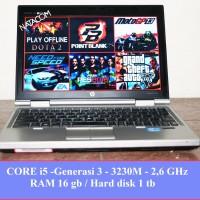 Komputer Laptop / Notebook HP - Compaq Murah 09