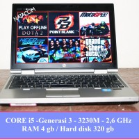 Komputer Laptop / Notebook HP - Compaq Murah 02