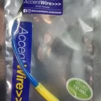 accent wire kabel setan