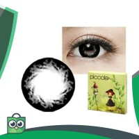 Harga promo x2 piccola baby eyes softlens hitam ready minus sampai | antitipu.com