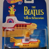 Hot Wheels The Beatles Yellow Submarine