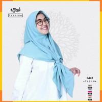 Diskon - jilbab instan ria ricis hijab instan segitiga instan kafidza