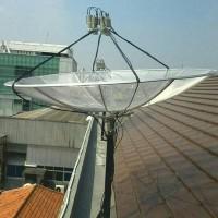 Tukang Antena TV II Parabola Venus ( Parabola Mini /CCTV hd )
