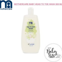 MOTHER CARE BABY HEAD TO TOE WASH 500 ML