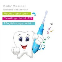 FairyWill Kids Dolphin Musical Electric Toothbrush
