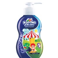 Kodomo Kids Shampoo Blueberry Pump 200 ml