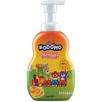 Kodomo Foaming Body Wash Pump Orange 180 ml