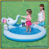 Kolam Anak Interactive Elephant Play Pool Bestway 53034