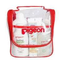 PIGEON Back Pack Toiletries Set